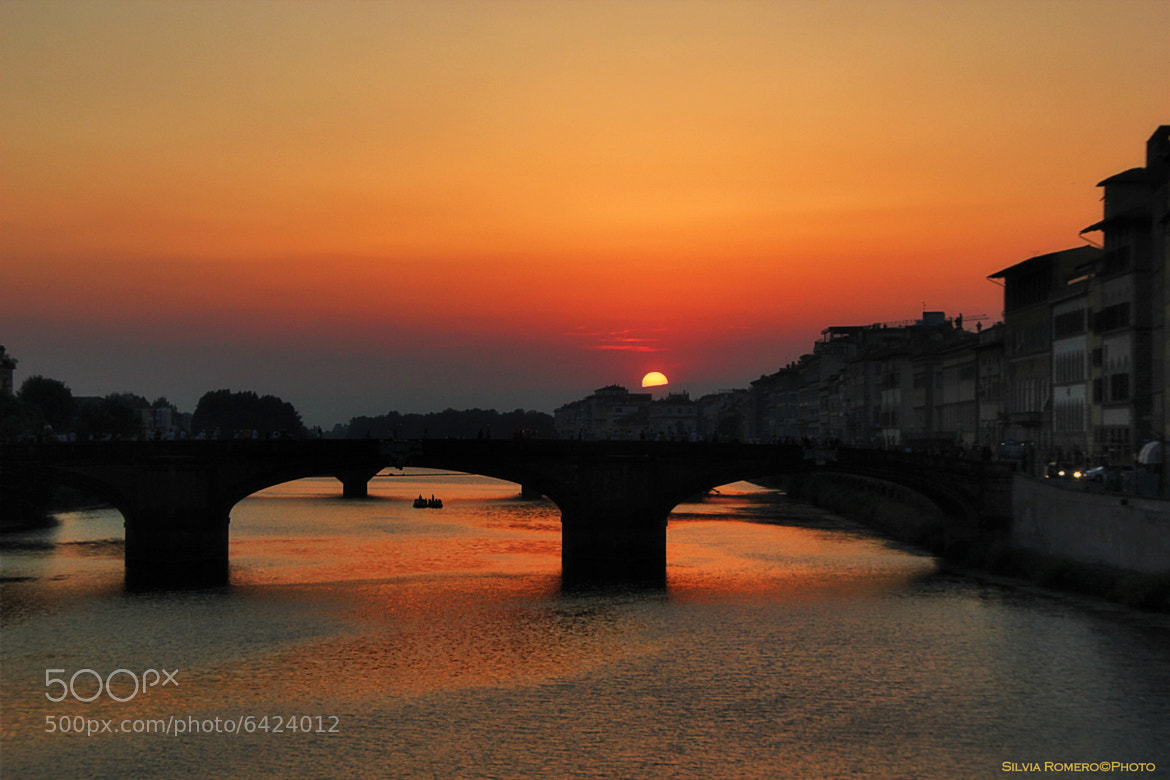 Photograph Ocaso Florentino by Silvia Romero Pareja on 500px