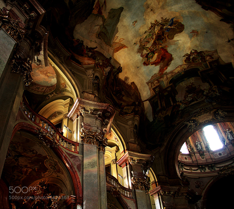 Photograph baroque light  by anna carter on 500px