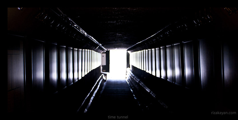 Photograph time tunnel by riza kayan on 500px