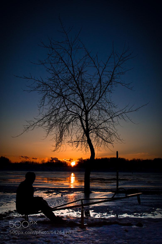 Photograph Alone by Serge Vakhromeev on 500px