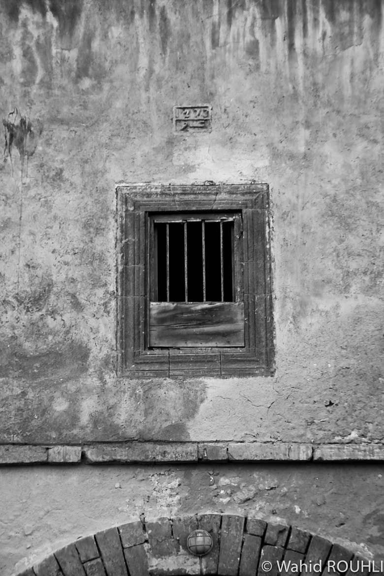 Photograph jail's window by wahid Rouhli on 500px