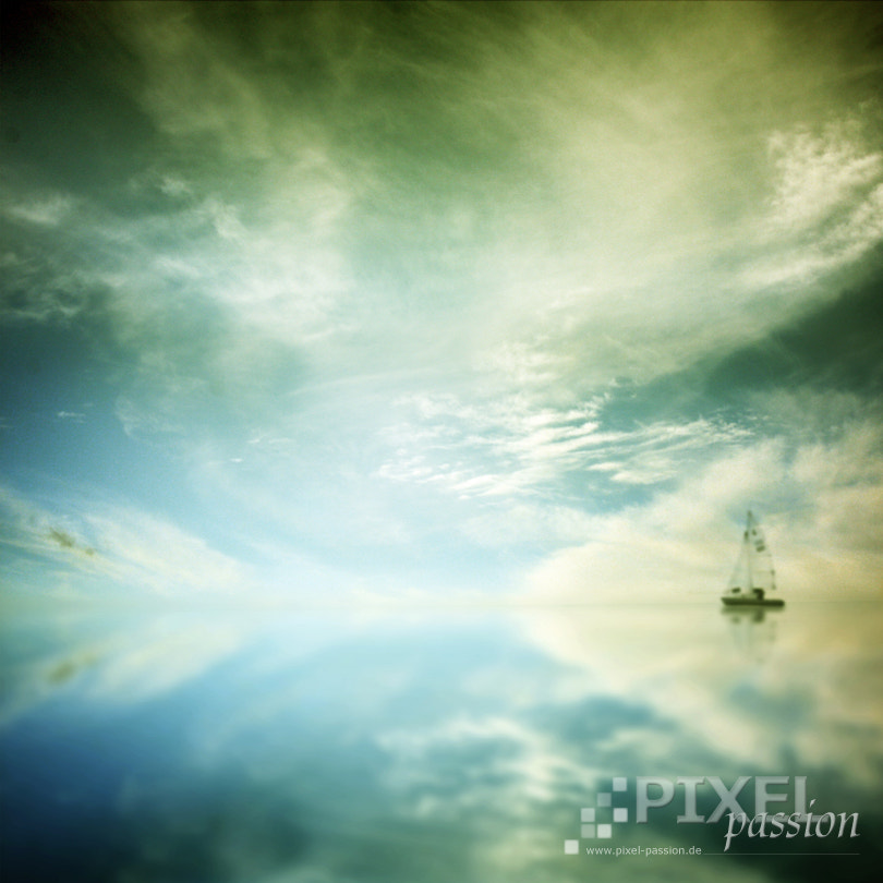 Photograph dreamy seascape by Pixel Passion on 500px