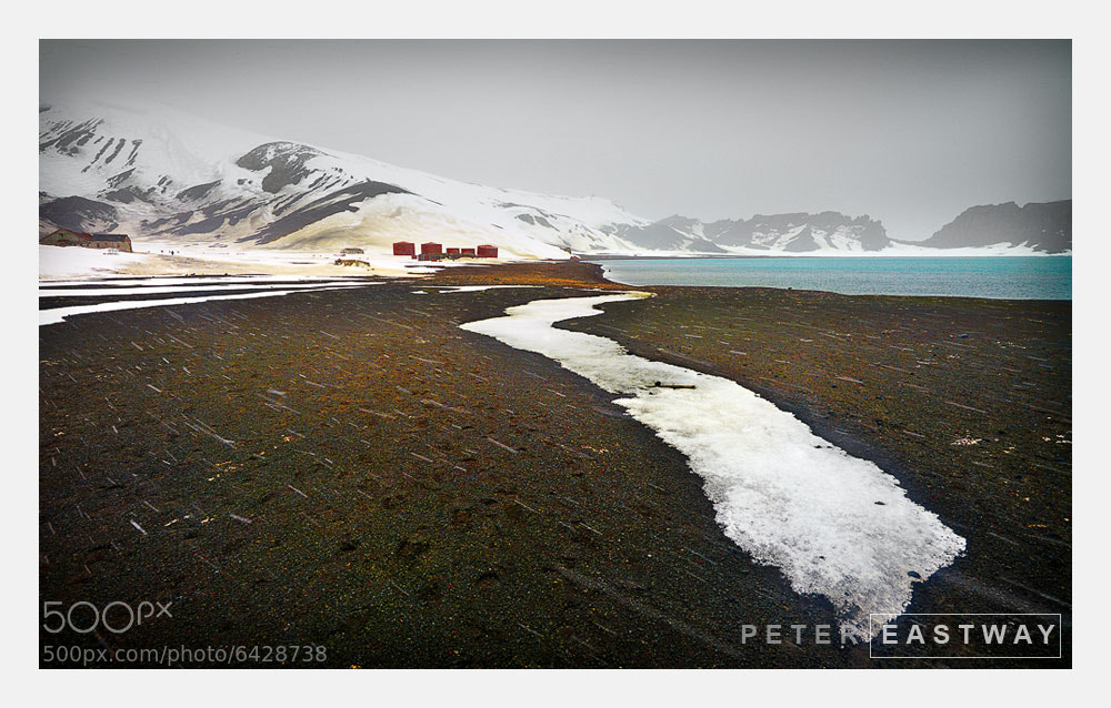 Photograph Deception Island Vista by Peter Eastway on 500px