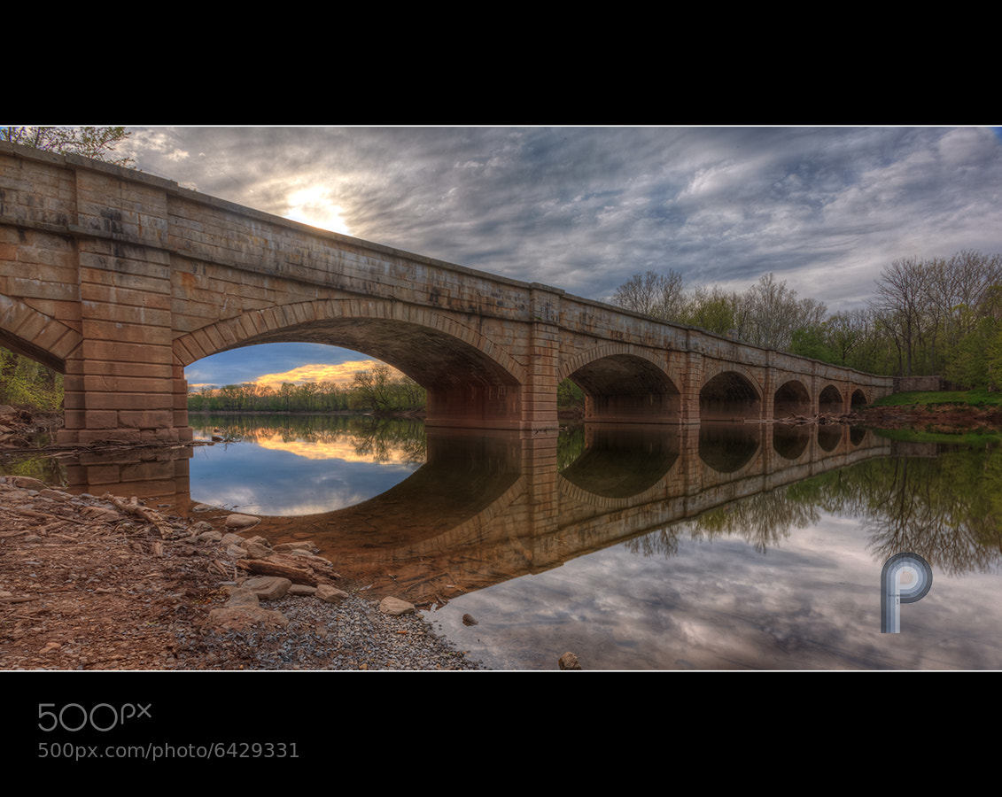 Photograph Monocacy Aqueduct by Pete Taylor on 500px