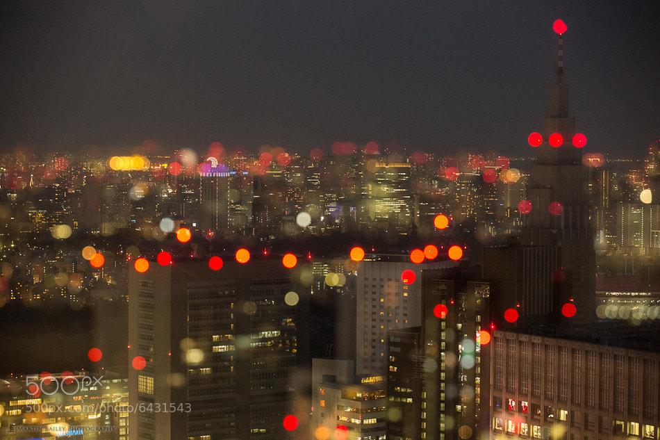 Photograph Bubbly Shinjuku by Martin Bailey on 500px