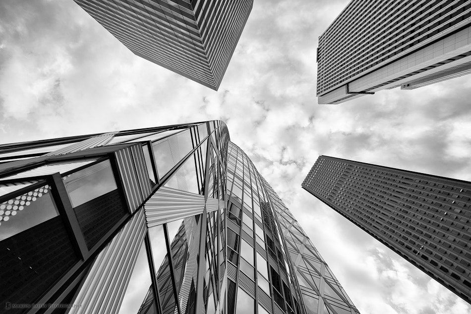 Photograph The Cocoon Building by Martin Bailey on 500px