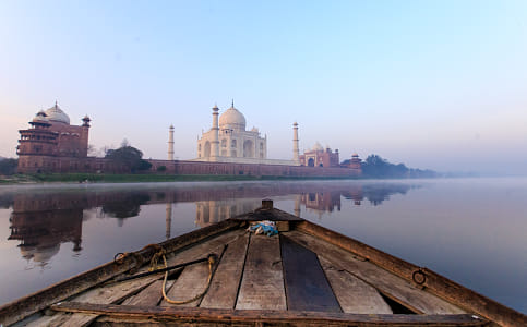 TAJMAHAL by Heather Balmain on 500px