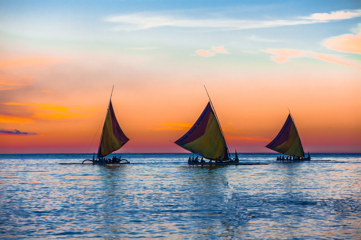 Photograph In the Warm Embrace of Dusk by Rose Kampoong on 500px