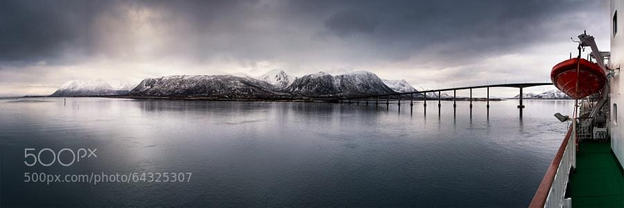 Risøysund panorama