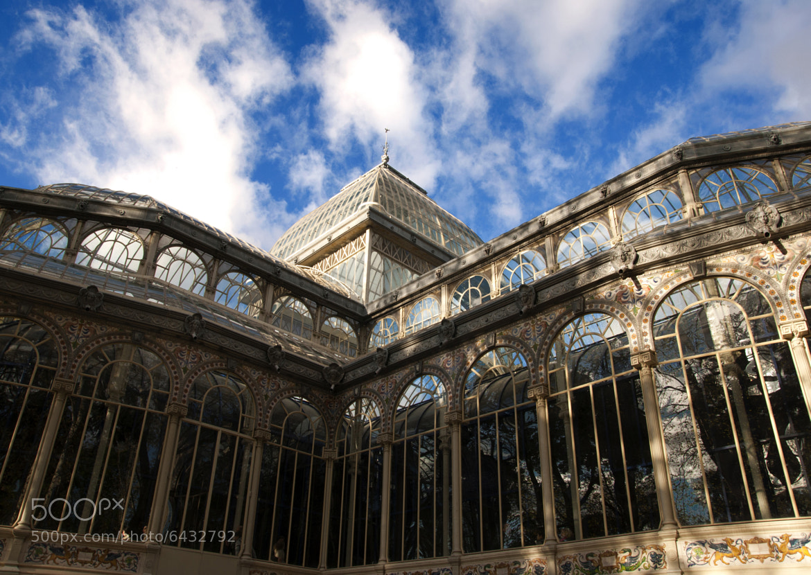 Photograph Crystal Palace by Basilio rodriguez on 500px