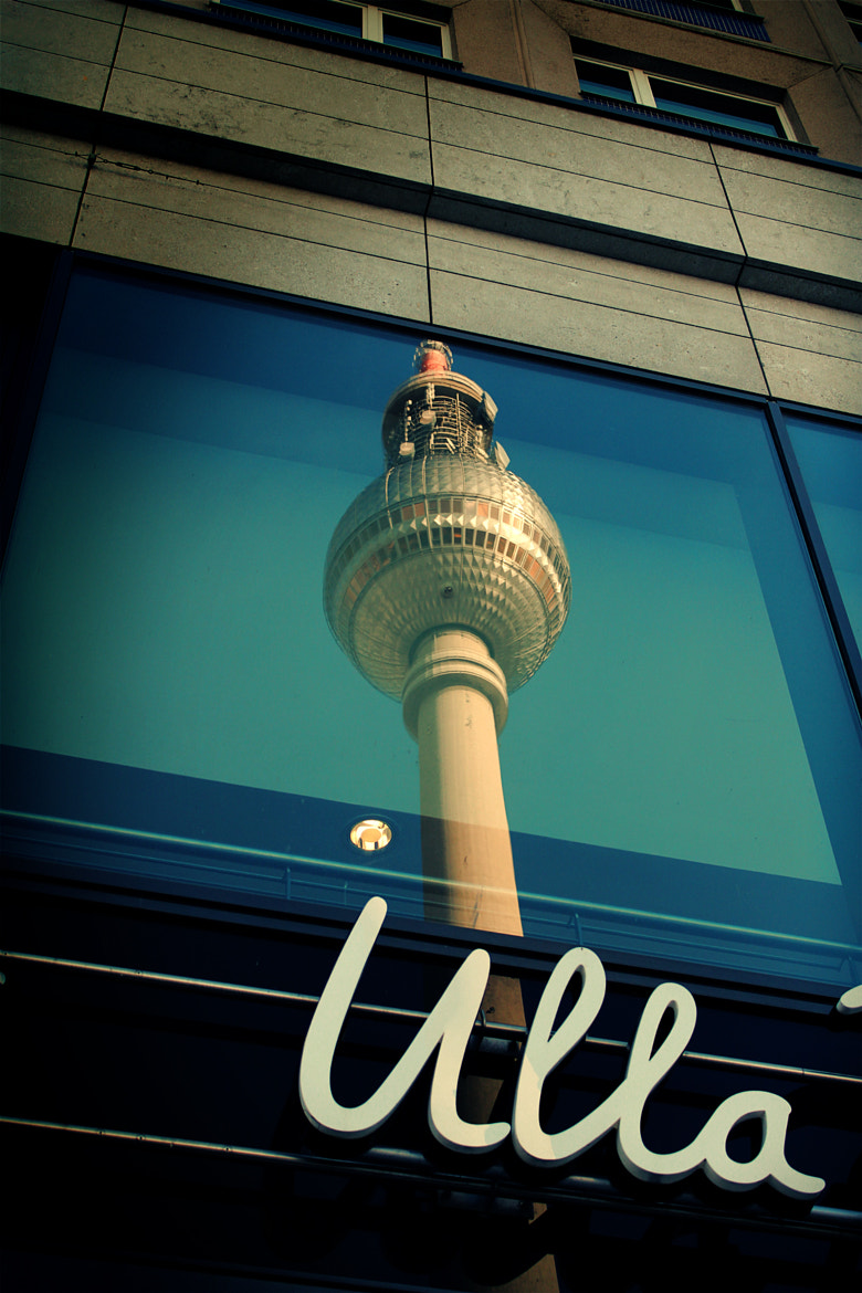 Photograph tower of ulla (berlin #07) by Sascha Hupe on 500px