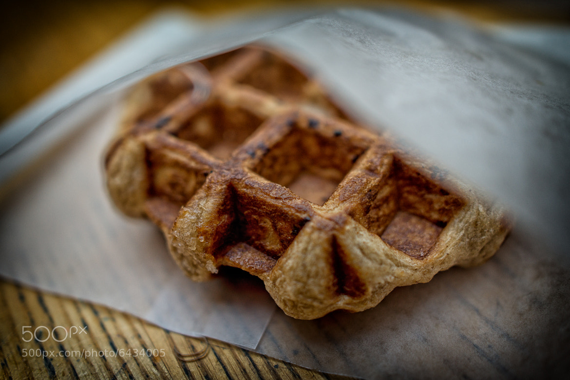 Photograph Waffle by Jackson Lee on 500px