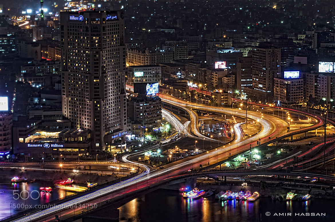 Photograph Cairo - top view by Amir Hassan on 500px