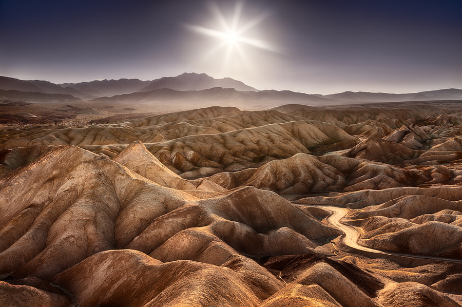 Alien Landscape by Thorsten Scheuermann on 500px.com