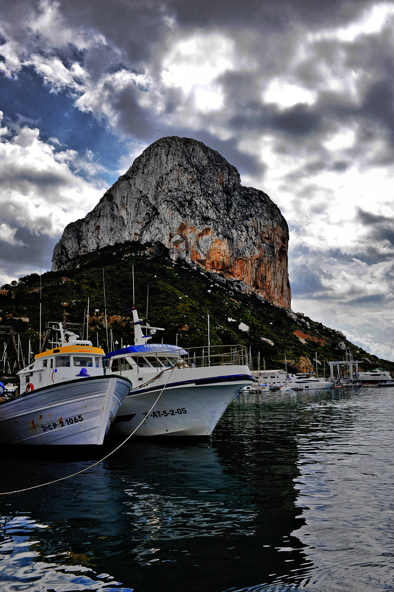 Photograph Puerto Calpe by Miguel  Martínez on 500px