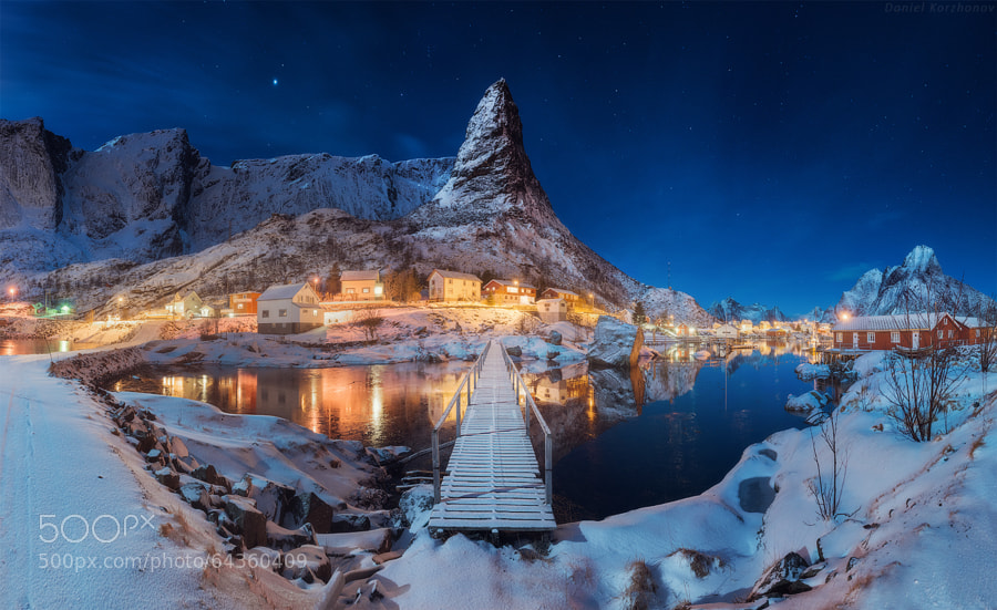 Photograph Nothern Matterhorn by Daniel Korzhonov on 500px