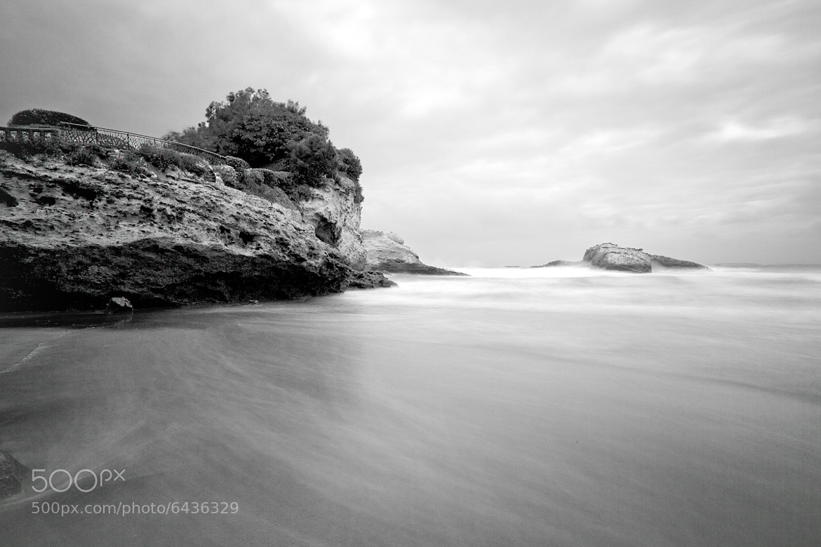 Photograph Biarritz by Fabien Peseux on 500px