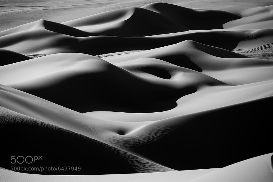 Photograph Desert curves by Ivan Šlosar on 500px