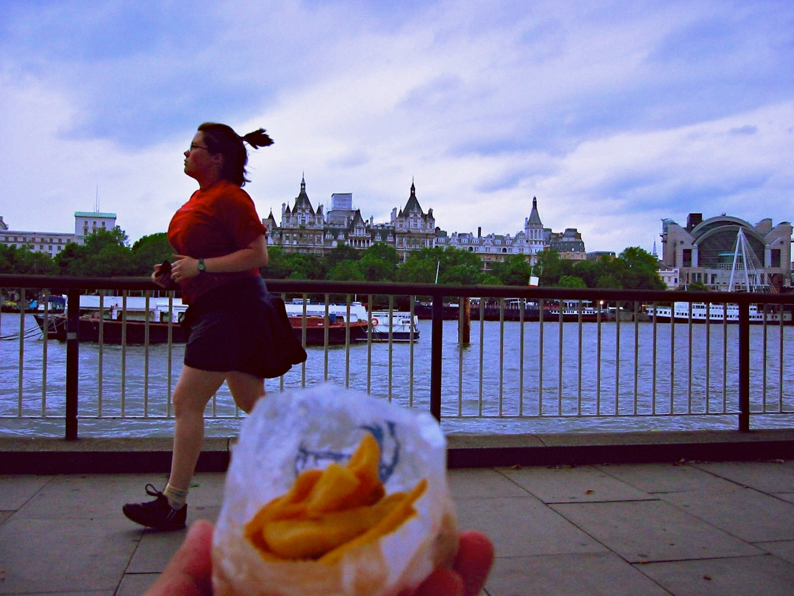 Photograph Running & French Fries by Kimhwan SEOULIST on 500px