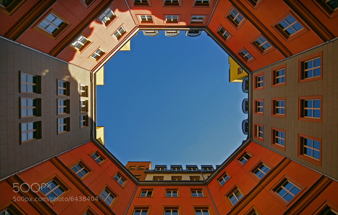 Photograph Octagon by Christian Mair on 500px