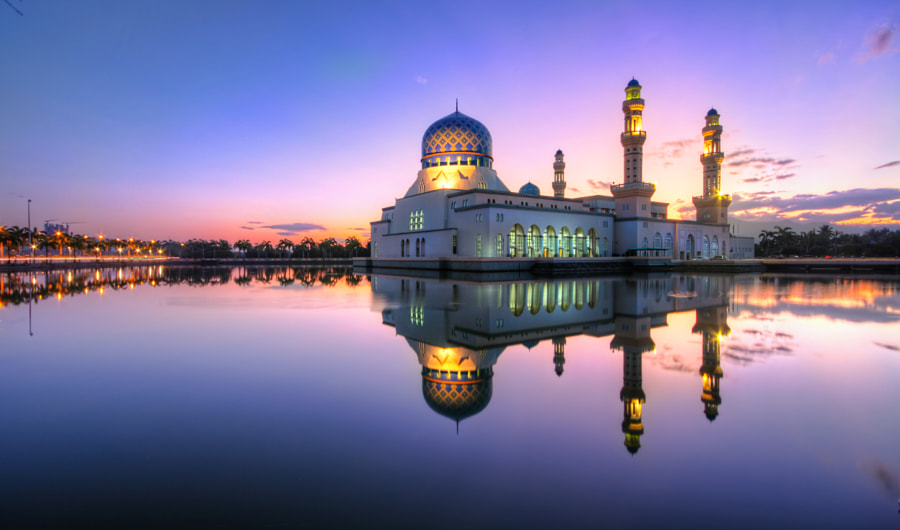 City Mosque by Anuar Che Hussin on 500px.com