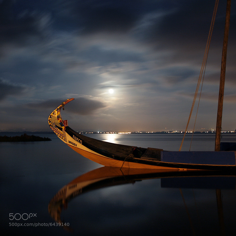 Photograph At moonlight by F. Monteiro on 500px