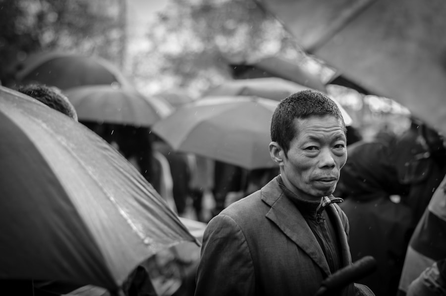Photograph Among umbrellas by Carlos Ramos Photography on 500px