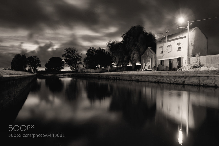 Photograph Night falls by F. Monteiro on 500px