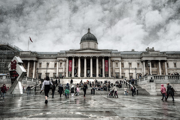 Photograph The National Gallery by Mayameen AlHamoud on 500px