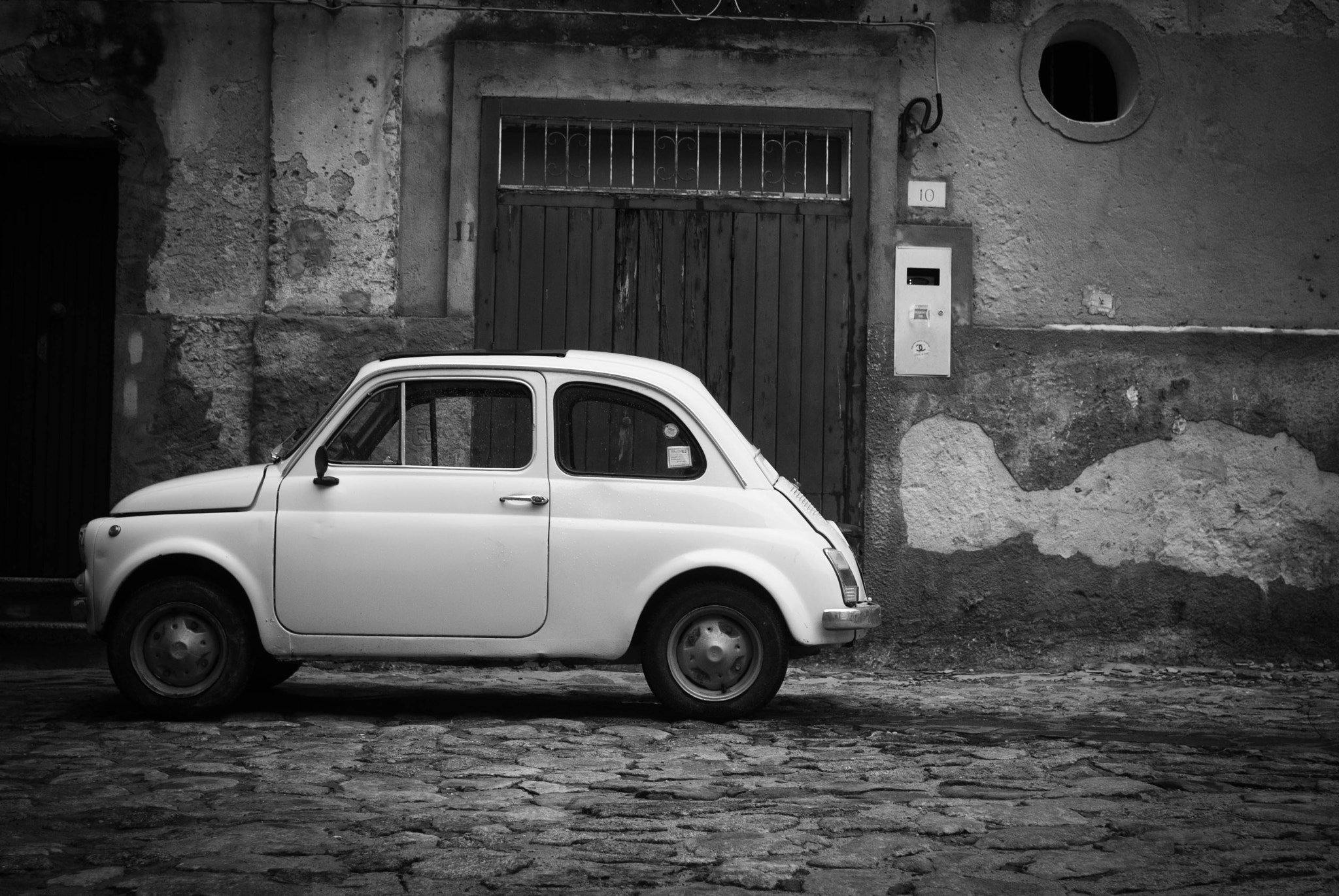 Photograph Cinquecento by La Grande Garza on 500px