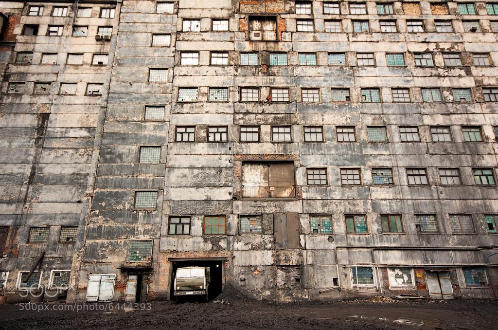 Photograph Завод by Vadim Makhorov on 500px