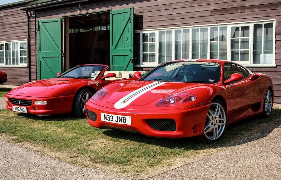Farrari's at Auto Italia
