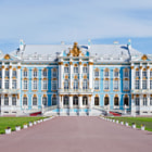 Постер, плакат: Catherine palace in Pushkin Russia