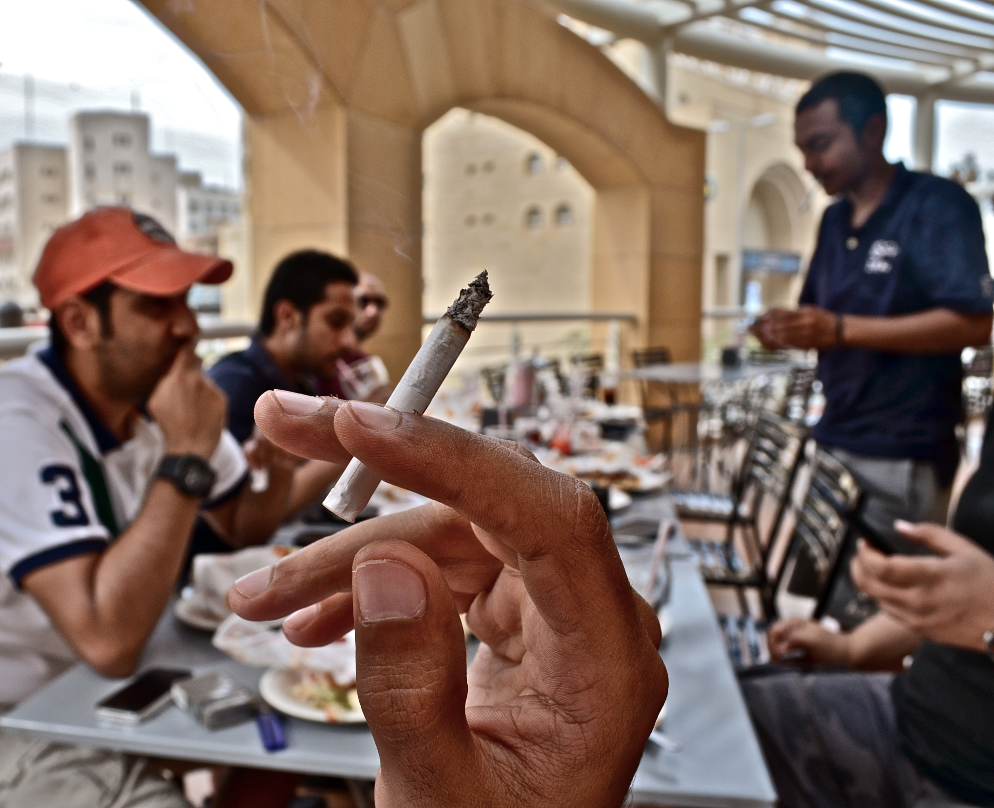 Photograph smoking after lunch  by abdullah fathel on 500px