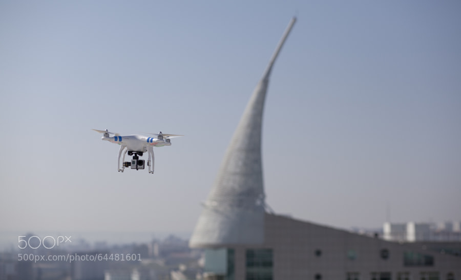 Photograph Dji Phantom 2 by Rafael Pinto on 500px