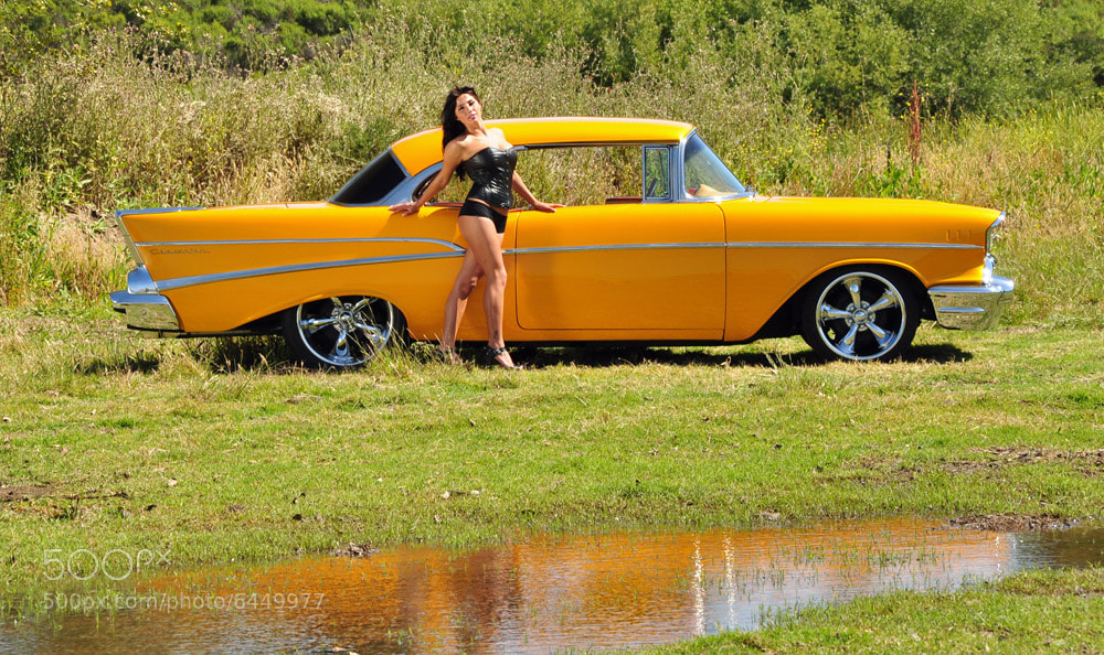 Photograph Nice '57 Chevy by Rob Bishop on 500px