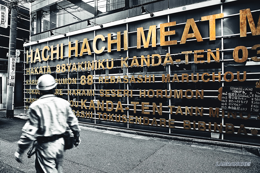 Photograph Hachi Hachi Meat by Loic Labranche on 500px