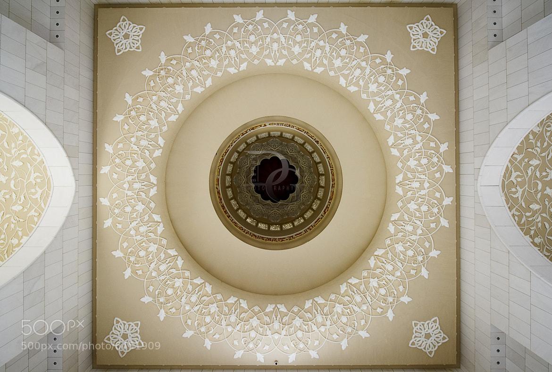 Photograph Ceiling details by Benny De Guzman on 500px