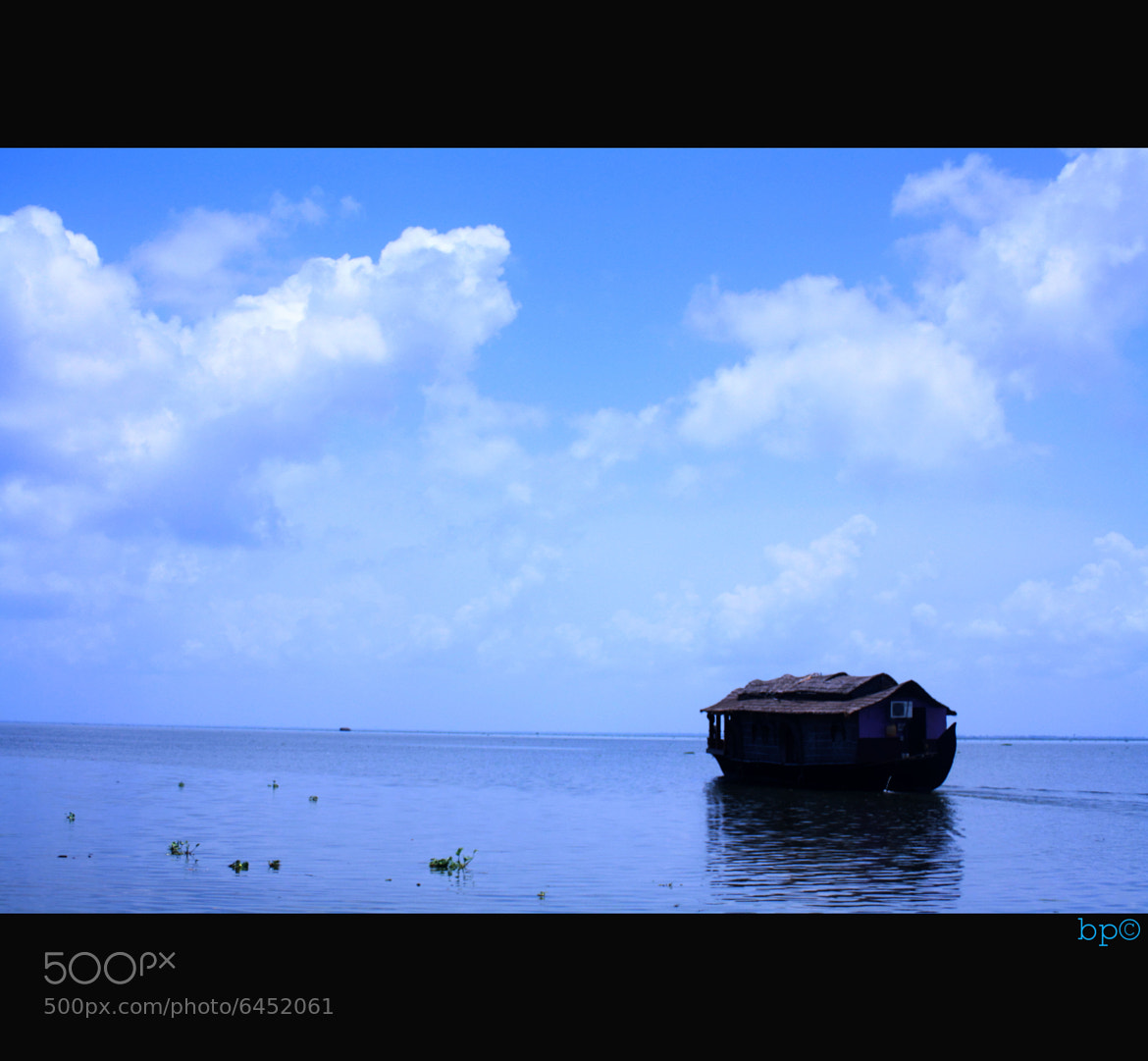 Photograph Blue Side of Lonesome by Bipin Nambiar on 500px