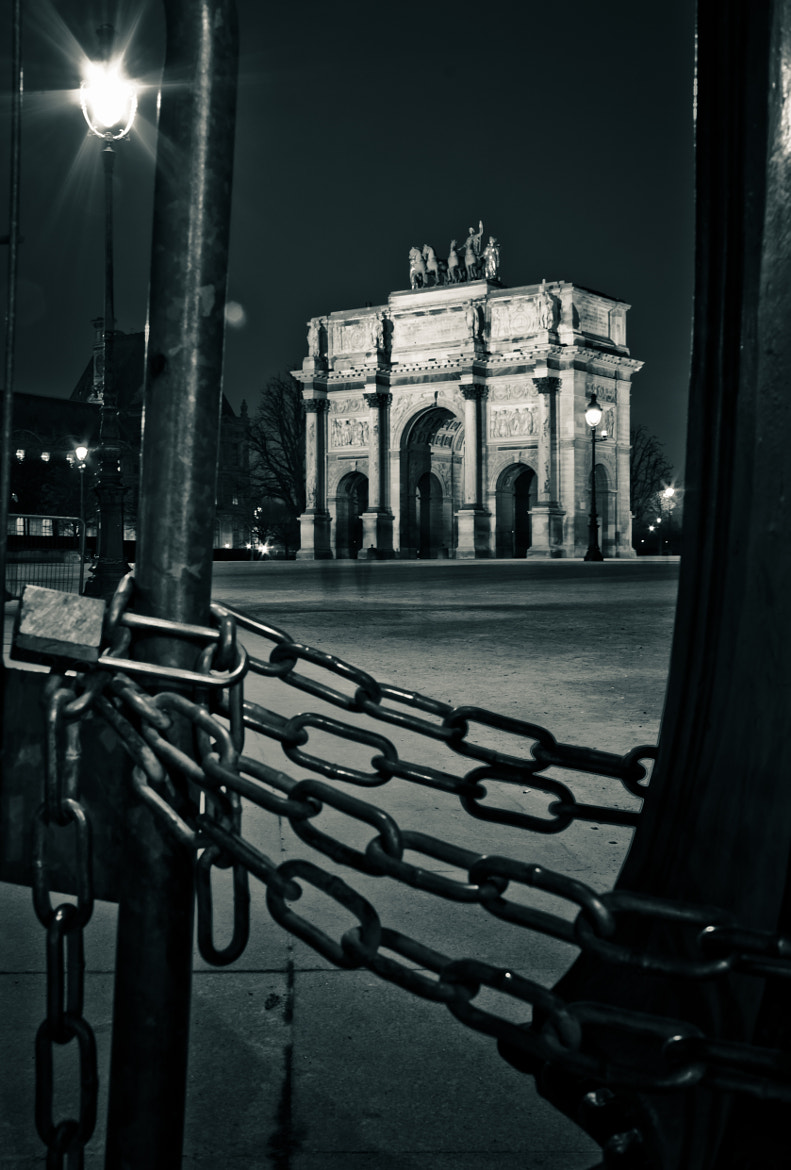 Photograph Ghosts of Paris: Prisoner by Max Vysota on 500px