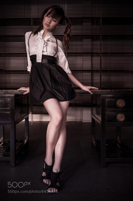 Photograph the Schoolgirl by Jason Tan on 500px