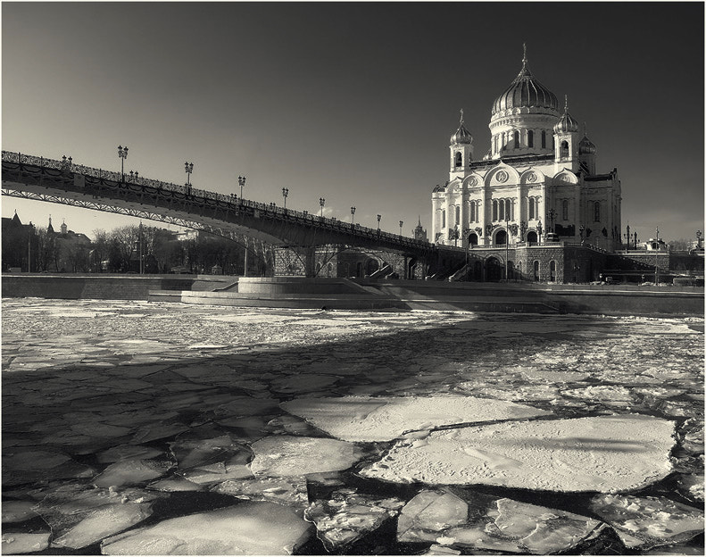 Photograph Moscow, the Cathedral of Christ the Savior by Gennady Matveenkov on 500px