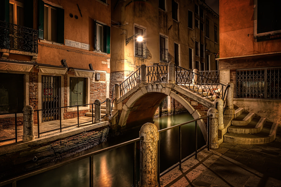 most beautiful cities in the world -Venice Bridge by Björn Jönsson on 500px.com