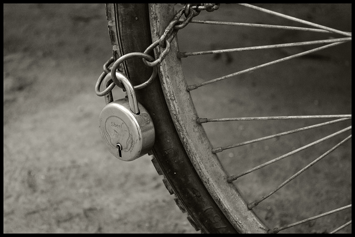 Photograph Chained by Arindam Das on 500px
