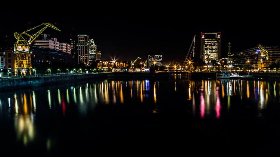Photograph puerto madero by Dan Masa on 500px