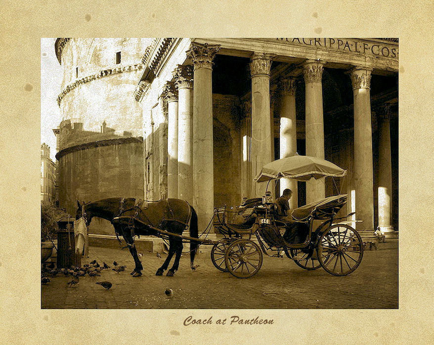 Photograph As one vintage postcard by Lorenzo Gizzi on 500px