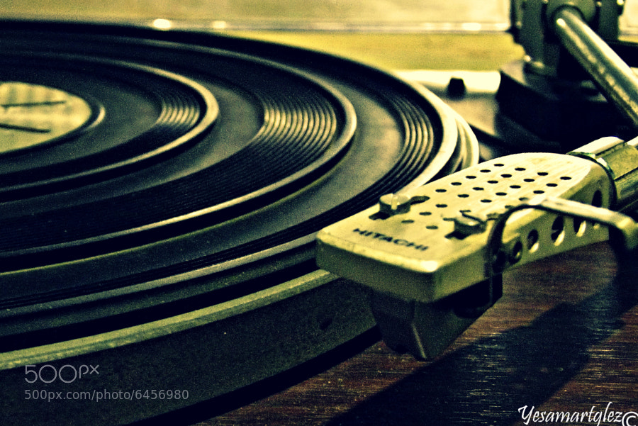 Photograph Retro Music. by Yesaluv Mart. Glez on 500px