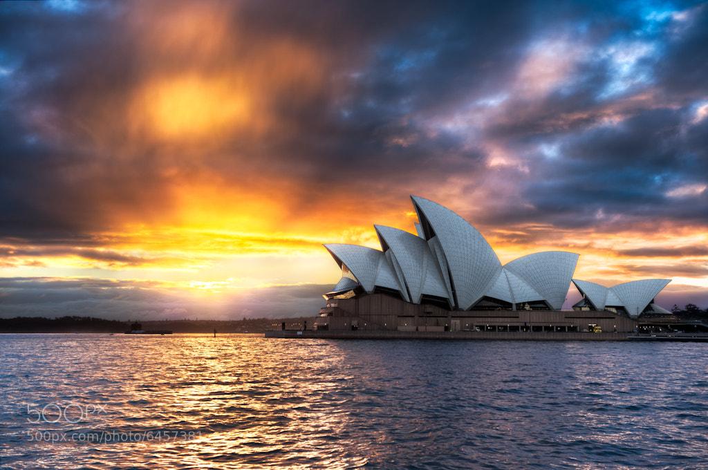 Photograph Sydney Gold by Elia Locardi on 500px