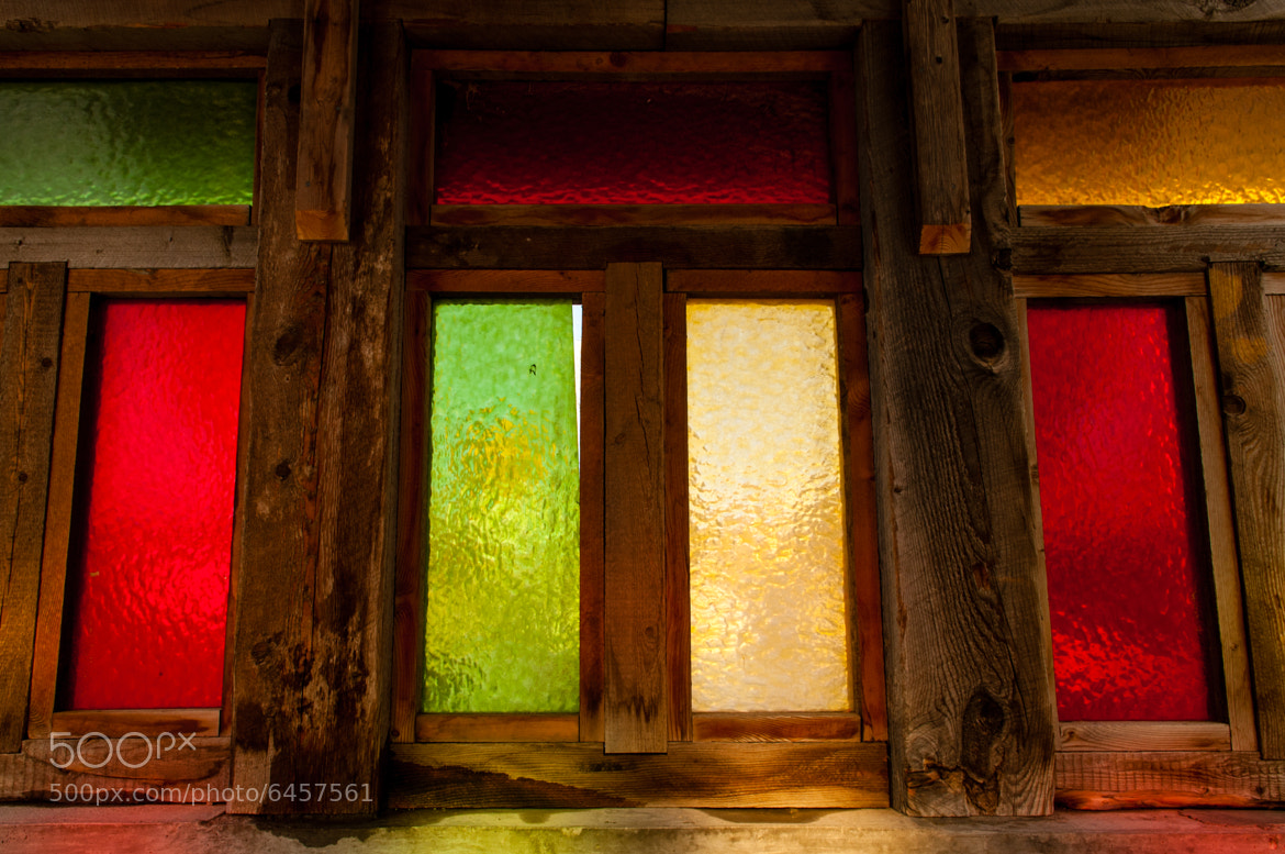 Photograph colorful windows by Sam Scholes on 500px