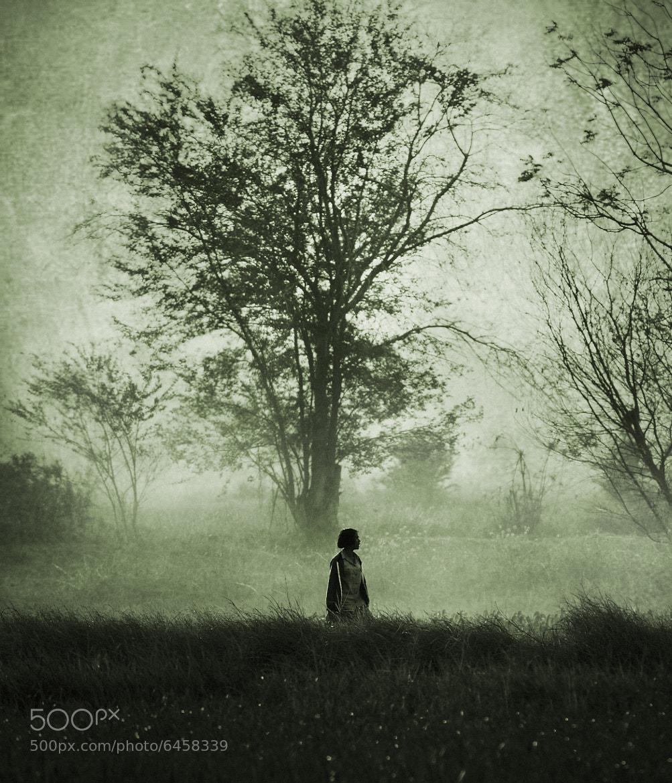 Photograph Alone by Anuchit Sundarakiti on 500px